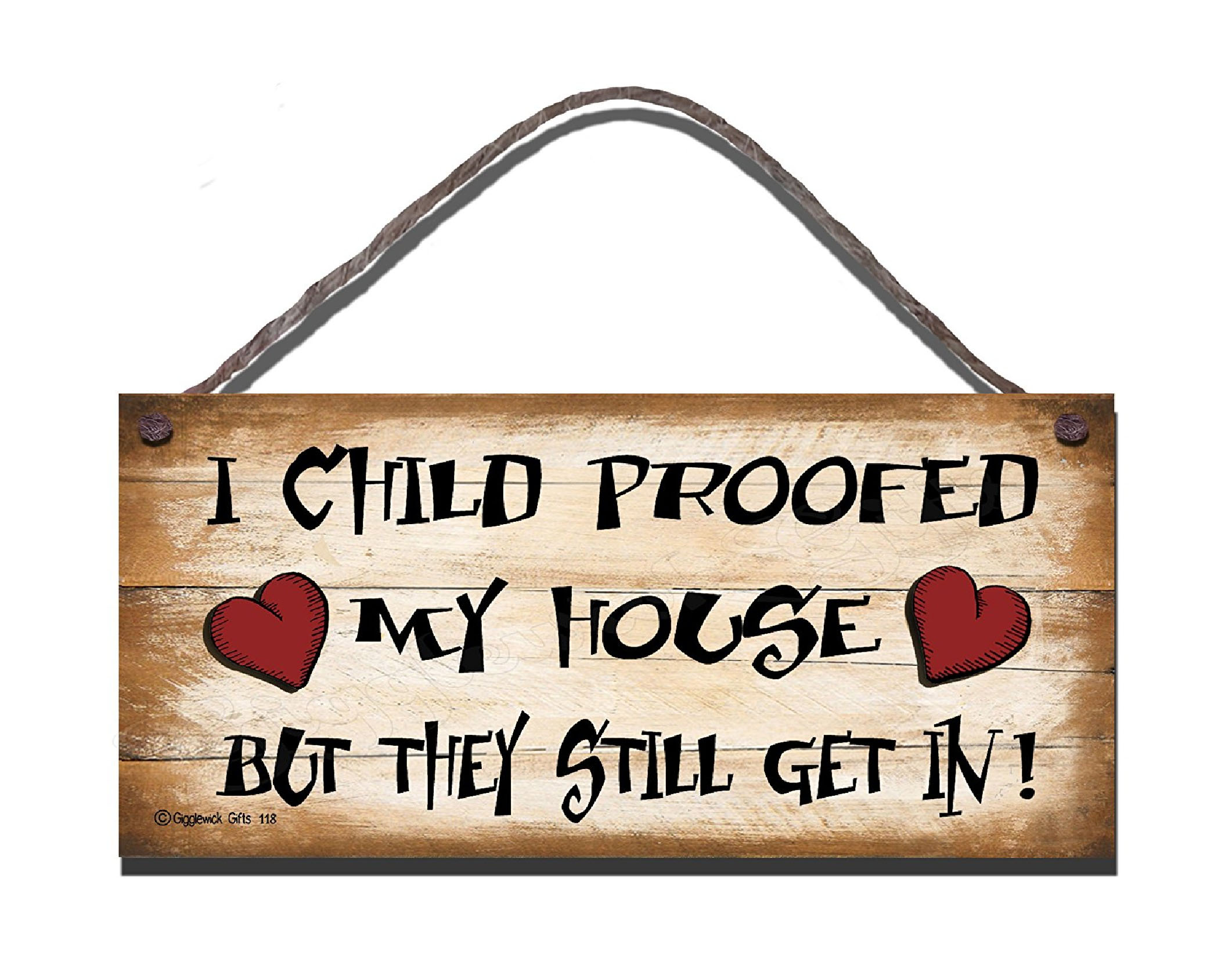CHILDPROOFED HOUSE S118
