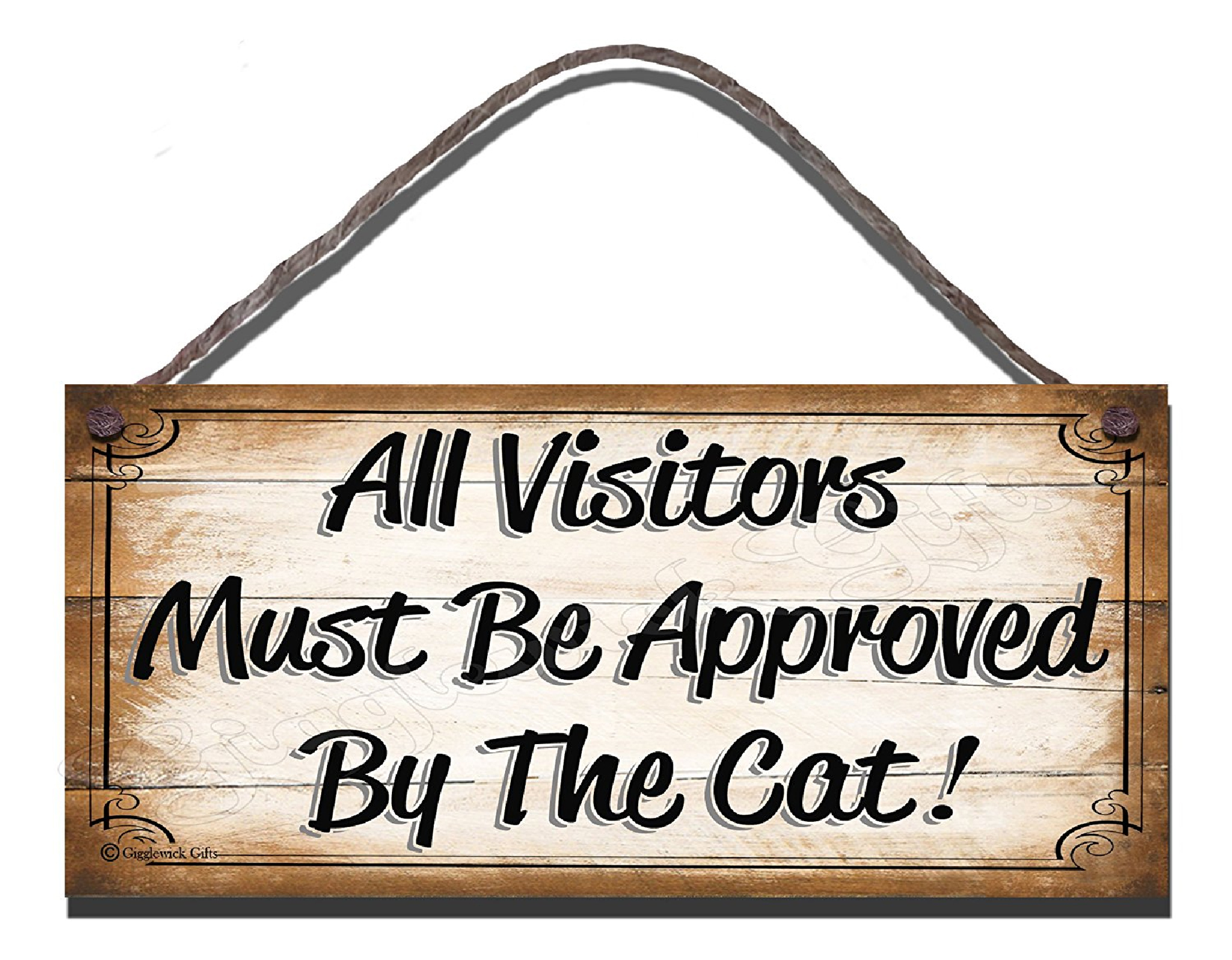 All Visitors Approved Cat