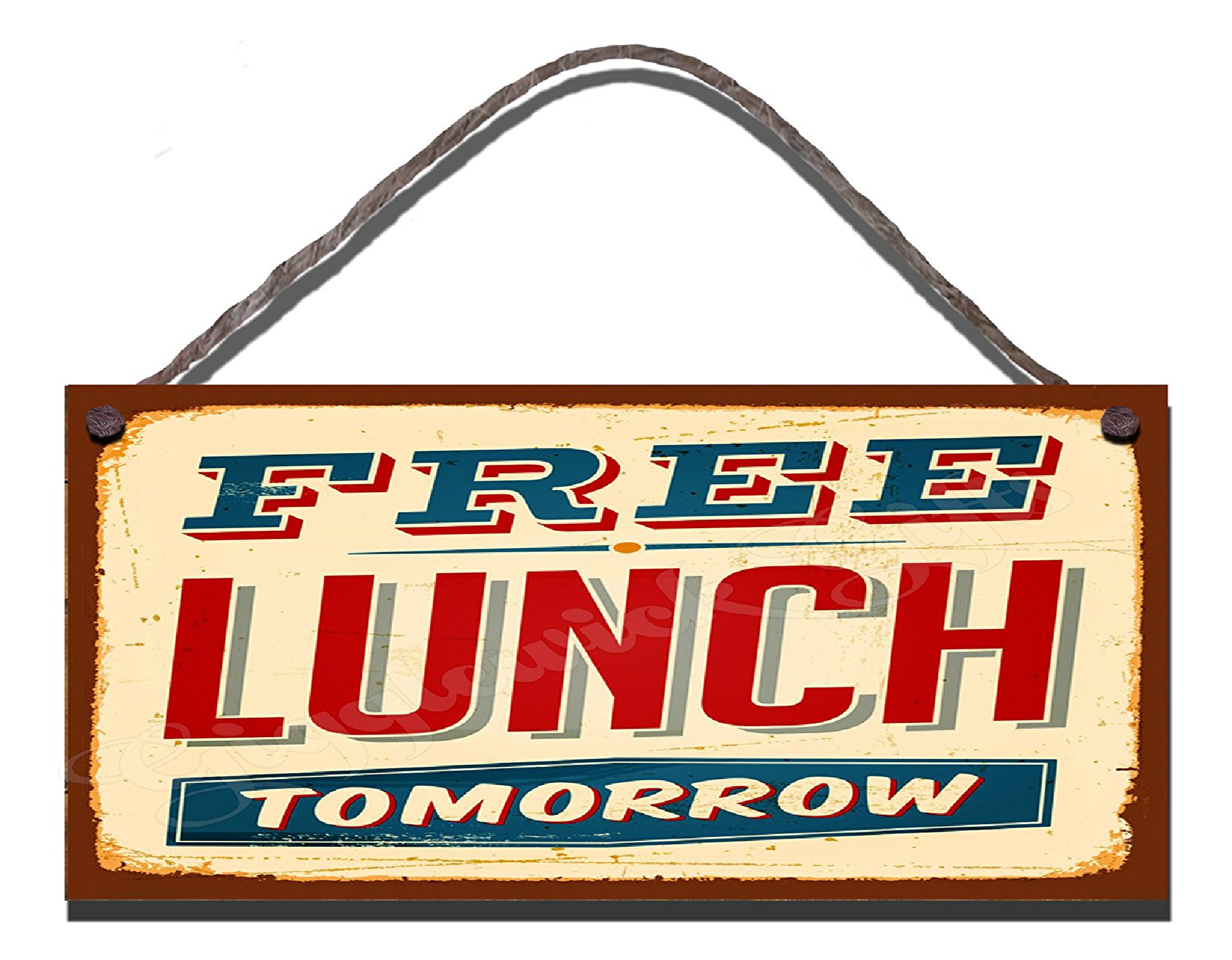 Free Lunch Tomorrow
